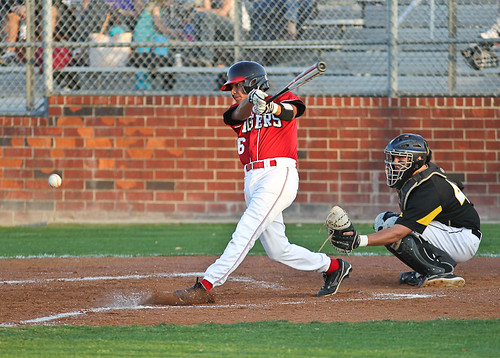 Baseball vs Forney-2613