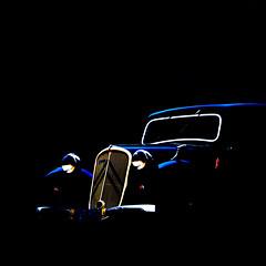 11BL 1938 (bent inge) Tags: classic sport french norge gangster 1938 traction tractionavant norwegen citroën bil lys ta 11bl norvege rogaland klepp gule stangaland citroënklubb