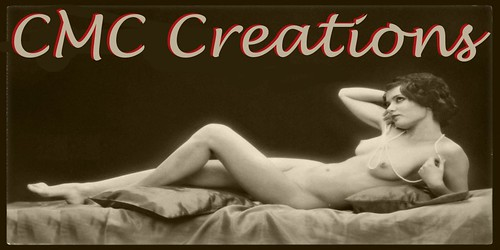 CMC CREATIONS Art Deco Logo for Bellisima Mall