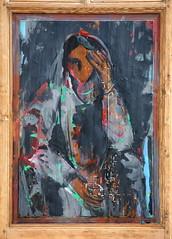 11 óleo sobre tabla   110x80 cm 1995 (arteneoexpresionista) Tags: rando jorge figuras pinturas neoexpresionismo