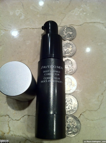 Shiseido Men's Deep Wrinkle Corrector 02