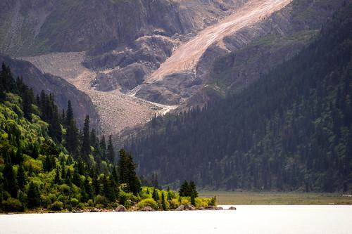 Yilhun Lha tso (Lake) ཡི་ ལྷུན་ ལྷ་མཚོ་ མཚོ,Tibet by reurinkjan
