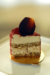 Larme, inside (LynnInSingapore) Tags: food dessert walnut chestnut larme marronglace hidemisugino