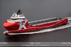 KL Brisfjord (Aviation & Maritime) Tags: norway offshore stx bergen psv plattformsupplyvessel klbrisfjord brisfjord klineoffshore