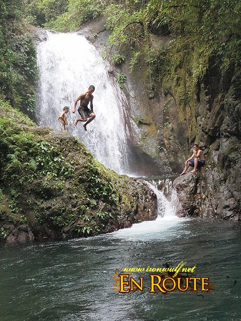 Adams Anuplig Waterfalls