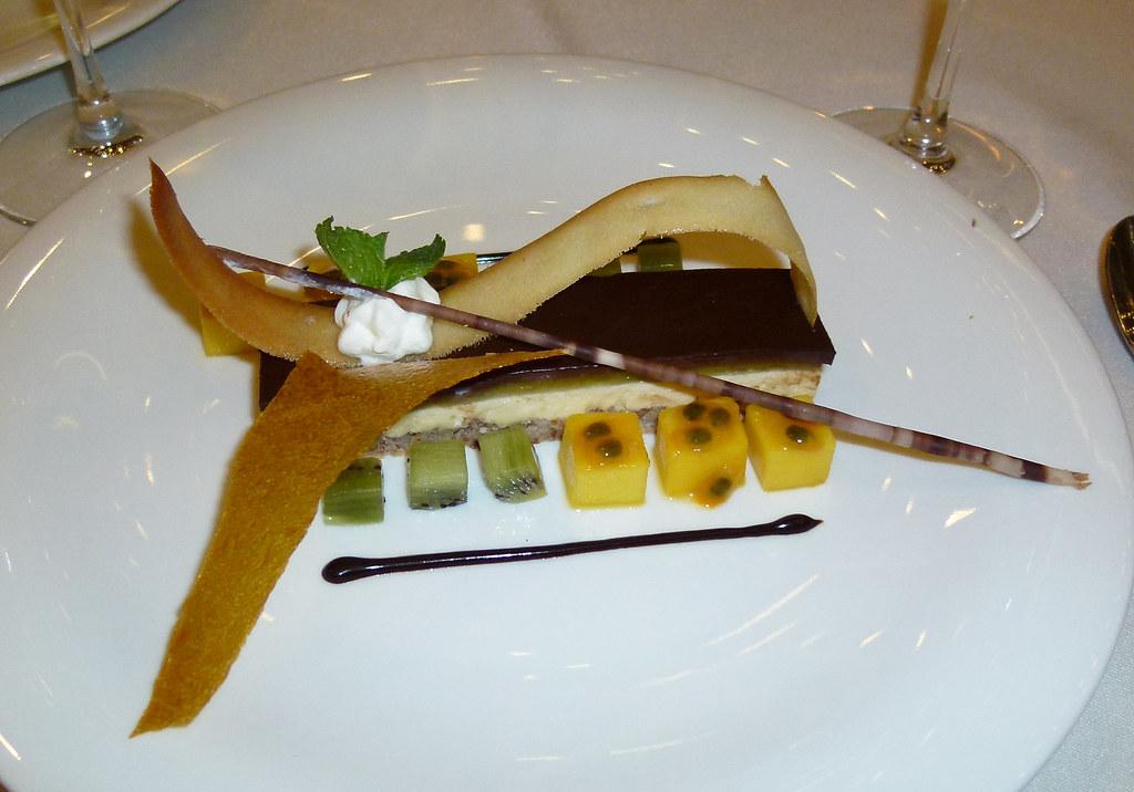 Essen im Austria Trend Hotel Savoyen Vienna
