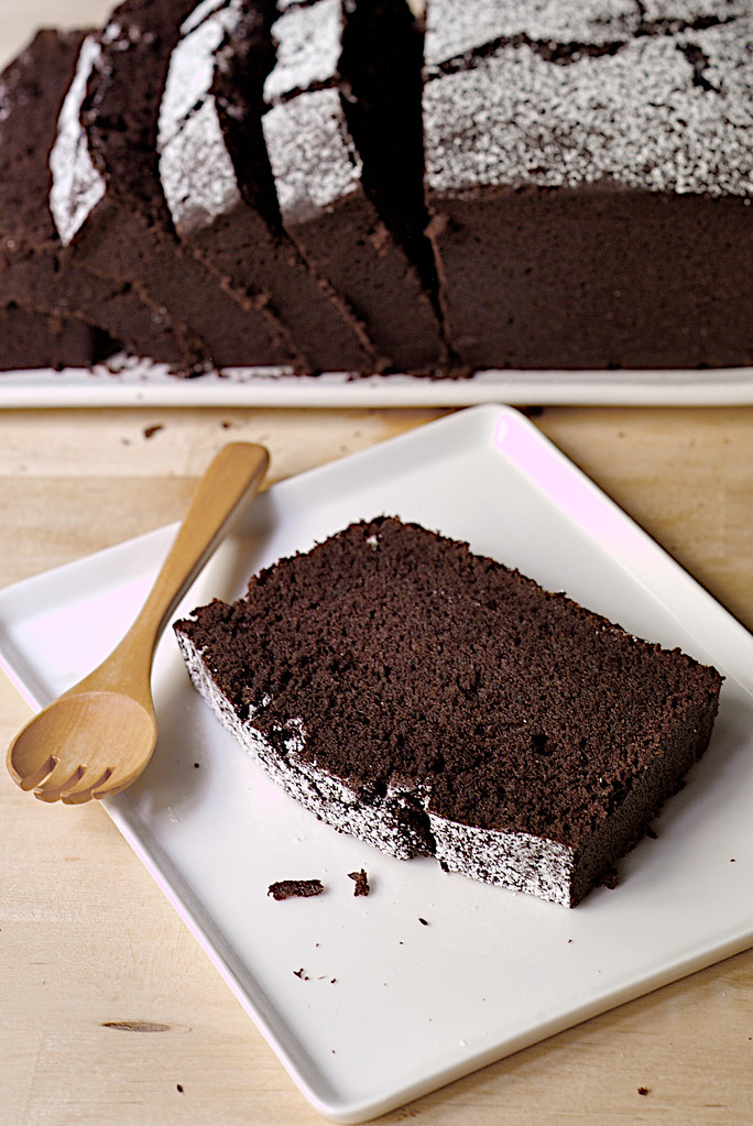 Everyday Chocolate Cake - Life is Great