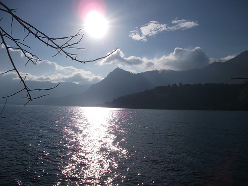 Visit volcano-ringed Lake Atitlan in Guatemala