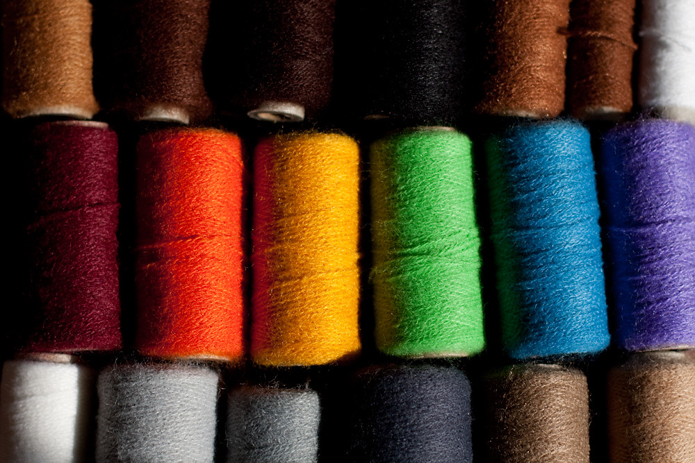 Color 28/31:  Thread Rainbow