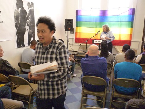 Come Hear! Poetry Salon @ Rainbow Book Fair