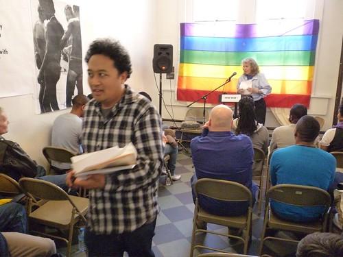 Come Hear! Poetry Salon @ Rainbow Book Fair