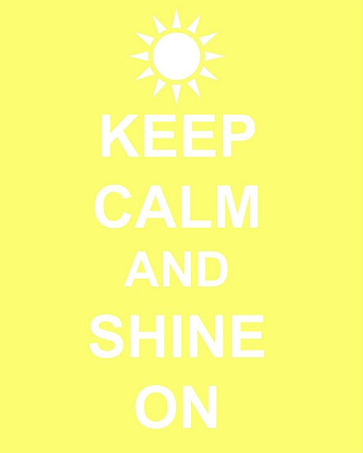 Keep-Calm-and-Shine-On_CraftsandSuch