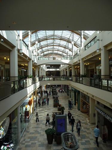 Lloyd Center Mall Food Court Portland