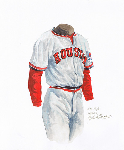 houston astros uniforms. Houston Astros 1972 uniform
