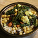 Homemade Organic Curried Chickpeas with Vegetables
