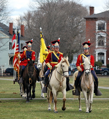 Massachusetts National Lancers