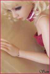Eden (Sam Poudre de Fe) Tags: bjd japon balljointeddoll narindoll nara poupeasiatique