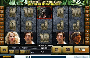 King Kong slot game online review
