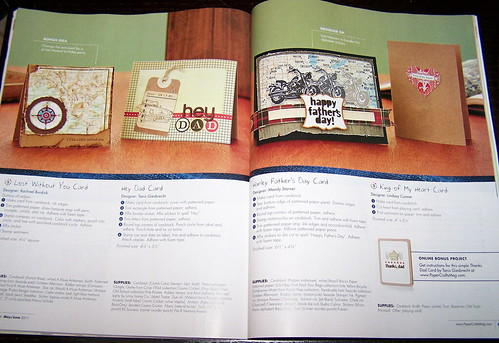 Paper Crafts May/June 2011 issue
