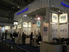 Der Stand von Bayern innovativ (Hallo Welt!) Tags: hannover messe hallo welt halle2 2011 bluecraft