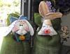 Mell (TELMELITA) Tags: country artesanato botão fuxico patchwork coelho pascoa tecido trabalhomanual retalho