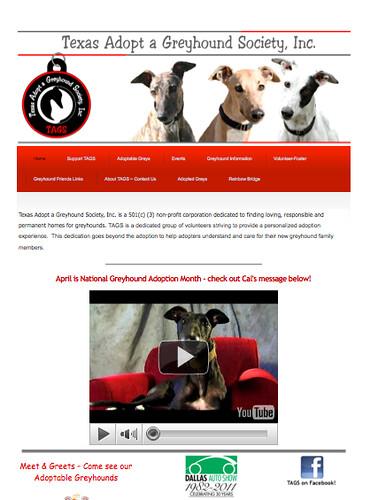 Texas Adopt a Greyhound Society. Inc.
