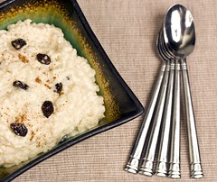 Fourth-Generation Rice Pudding