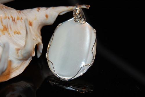 Wrapped Cabochon