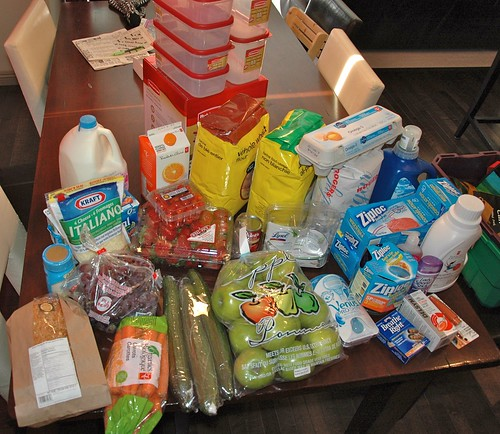 Grocery with Couponing Week 1