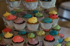 Cupcakes! Colours! Glitter!