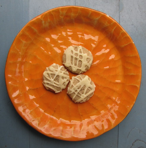Citrus Drizzled Spice Cookies