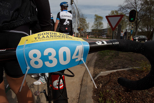 MARK JOHNSON - Tour of Flanders 5