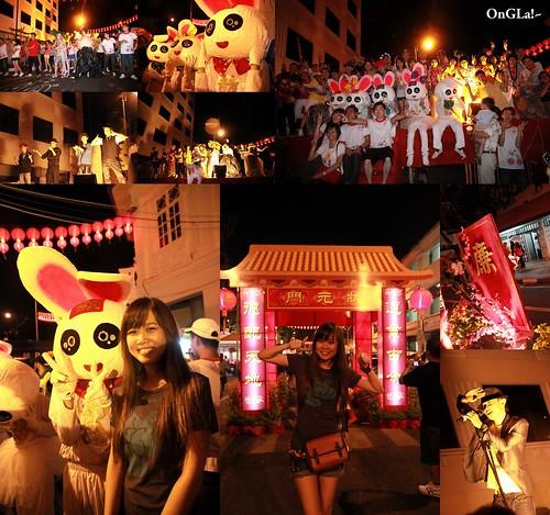 2011辛卯百兔喜迎春新春文化庙会9