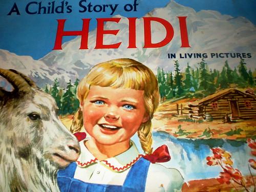 Johanna Spyri Heidi 1880 Emma