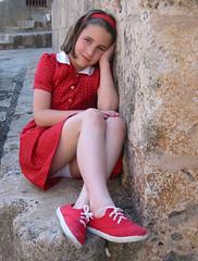 Adorable niña by CarmenPerez -