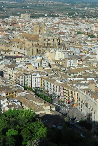 Granada and Alhambra Spain 119