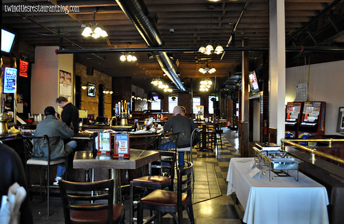 Inside Rafters Food & Spirits ~ Stillwater, MN