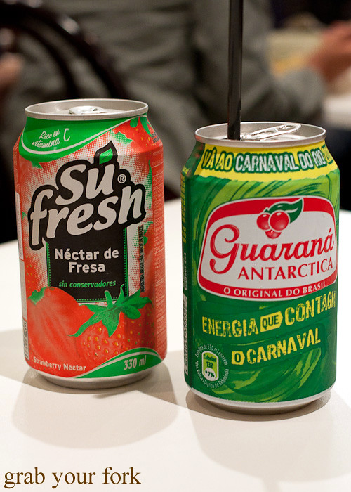 Brazilian Soft Drink Manufactura