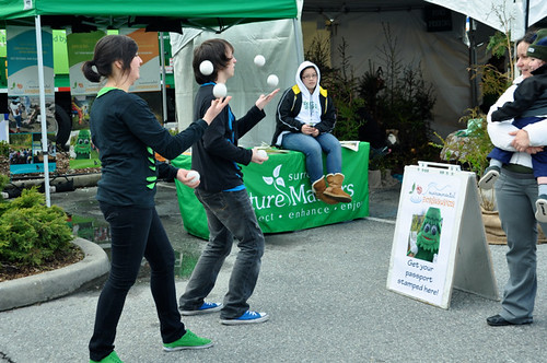Party for the Planet, Surrey