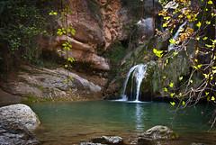 El salt de l'Àliga - Alcover (Encarna Minet) Tags: naturaleza water rio river natura catalonia aigua cataluña tarragona riu alcover elsaltdelàliga