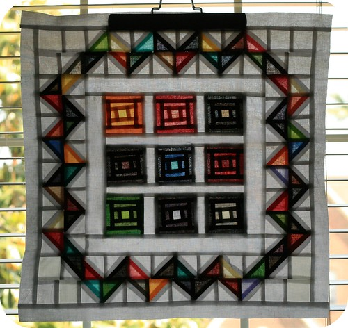 Sunlight + Quilt Tops = Love