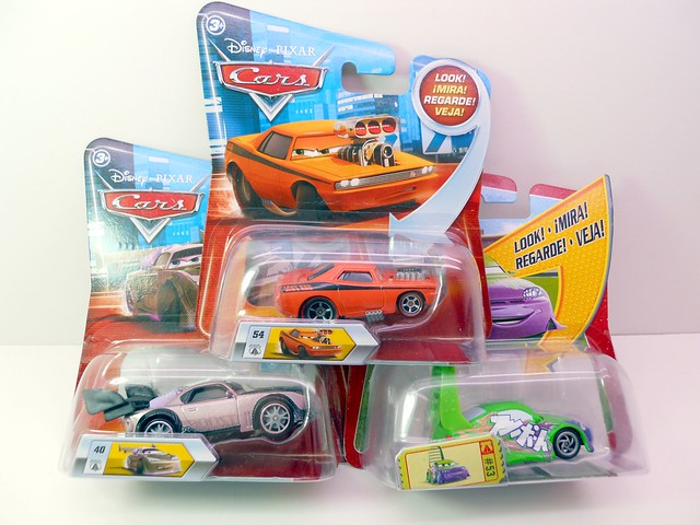 international disney CARS Tunerz (1)