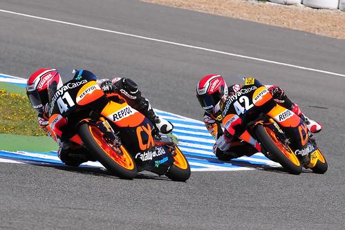Márquez Rins CEV Jerez