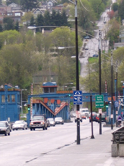 Fremont Bridge, Seattle
