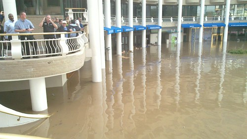 National Harbor flooding