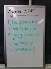 daily agenda (sanitaryum) Tags: cute hilarious funny humorous lol win epic fail cleanhumor generallyawesome