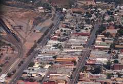 Broken Hill after the rains (87) (Paula McManus) Tags: plane flood australia aerial mining newsouthwales outback aerialphotography floods brokenhill paulamcmanus