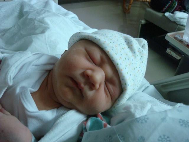 newborn Mark