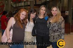 DSC_2877 Karina de Suárez, Karina Ortega, Iraida Rodríguez y Norma Sánchez de Vargas.