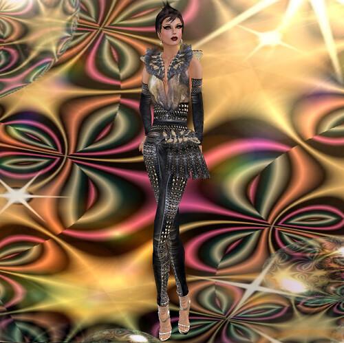 TTF - SAMIRA 2 (PANTS OUTFIT) by Estela Serenity